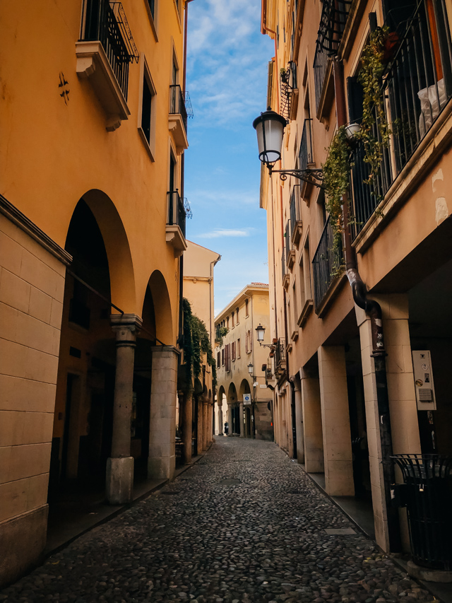 гетто в падуе италия