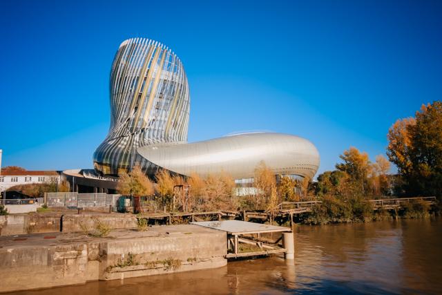 Музей вина в Бордо, Франция