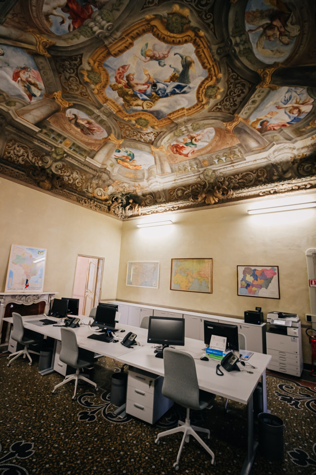 Палаццо Джио Баттиста Чентурионе в Генуе