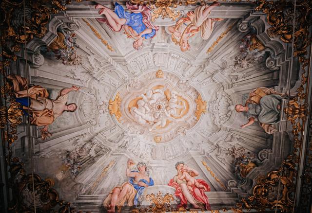 Дворец Николо Спинола в Генуе