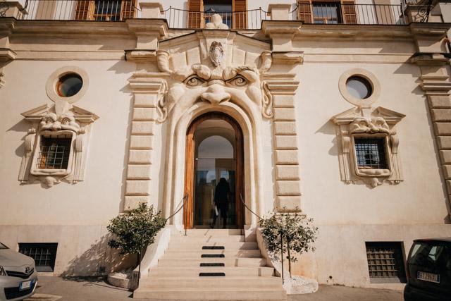 Палаццо Дзуккари в Риме