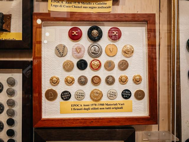 Музей пуговиц в Сантарканджело