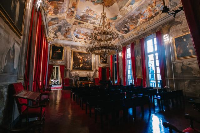 Национальная Галерея в Палаццо Спинола в Генуе
