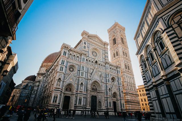 Церковь Санта Мария дель Фьоре во Флоренции