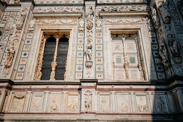 Монастырь Чертоза ди Павия под Миланом