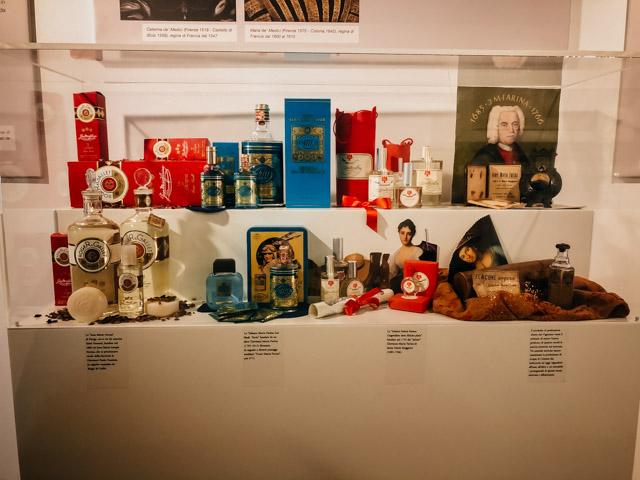 Музей парфюме в Санта Мария Маджоре на севере Италии