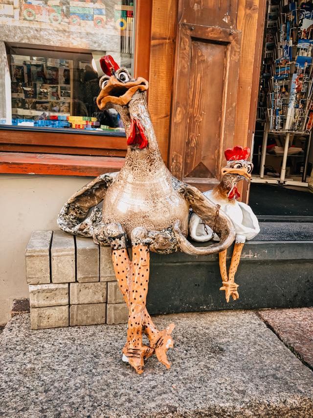 улица пилес в вильнюсе