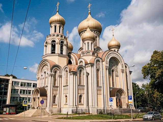 церковь в вильнюсе