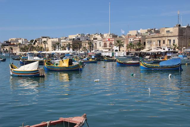 Одна неделя на Мальте