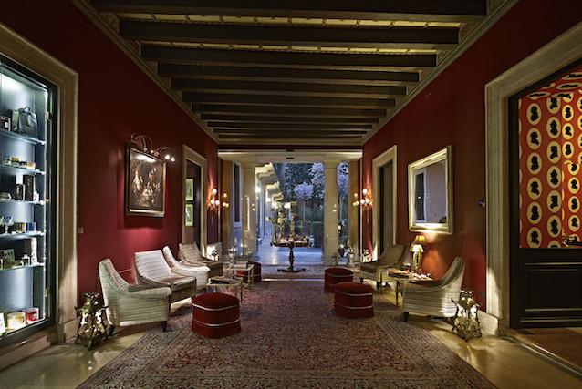 отель класса люкс The Gentleman of Verona в Вероне
