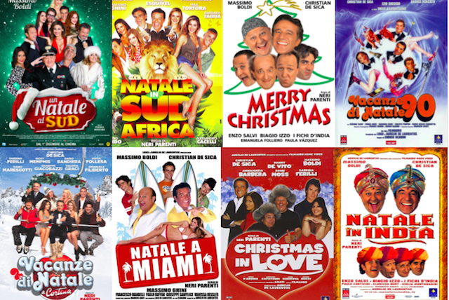 Чине-панеттоне или какие фильмы смотрят в Италии на Рождество