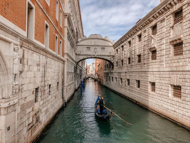 Где припарковать машину в Венеции