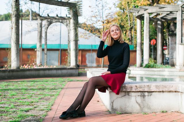 Мое интервью на сайте MilanWeek.ru