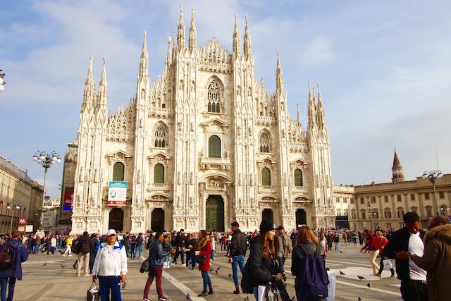 MilanWeek — интернет-журнал о жизни модной столицы Италии.