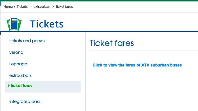 на фото вкладка сайта, где можно посмотреть стоимость билетов Как добраться до озера Гарда на общественном транспорте Как добраться до озера Гарда на общественном транспорте avtobus na ozero