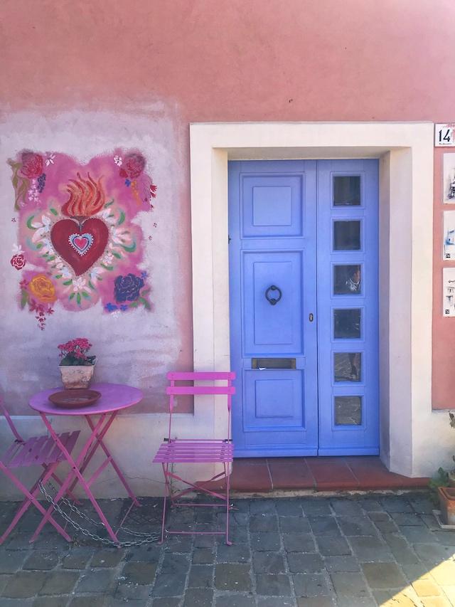 Борго Сан Джулиано Римини Римини глазами местной жительницы Полины. Borgo San Giuliano
