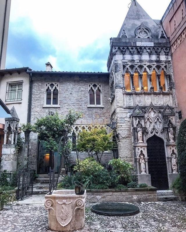 Капелла Петранголини Римини Римини глазами местной жительницы Полины. Cappella Petrangolini