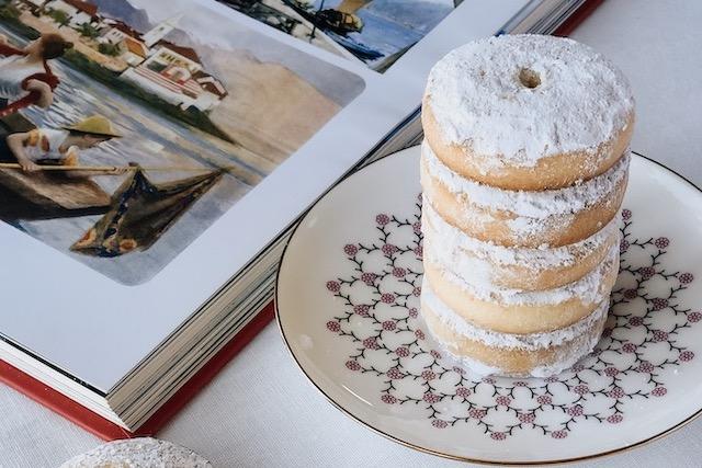 Печенье маргеритине Стрезы