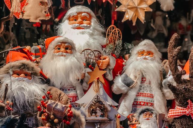 Кто приносит подарки на Рождество итальянским детям