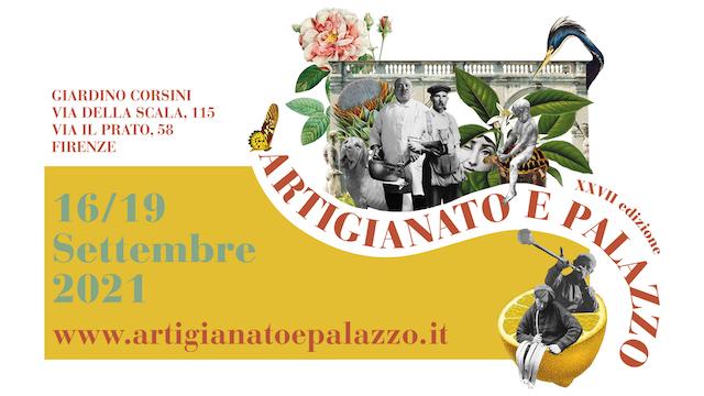 Выставка ремесленников Artigianato e Palazzo во Флоренции